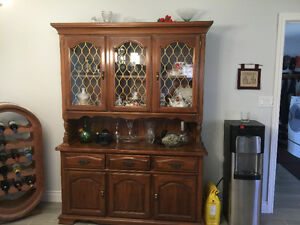 Solid Wood Chain Cabinet