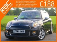 2011 MINI Clubman 1.6 CHILI Pack 4 Door 6 Speed Bluetooth Climate Control Only 3