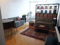 JULY - AUGUST FURNISHED STUDIO FOR SUBLET NEAR MCGILL
