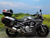 Suzuki GSF1250 SA Bandit ABS **FULL FAIRING AND FULL LUGGAGE!**
