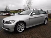 BMW 320 2.0TD Auto Luxe Touring Left Hand Drive(LHD)