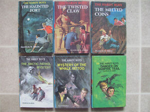 Original Hardy Boys books $1.99 each
