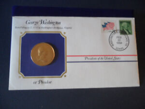 THE PRESIDENTIAL MEDALS COVER COLLECTION