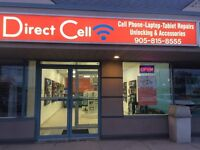 We fix ALL cell phones, macs, laptops, PC's and gaming devices