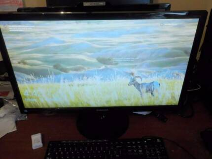 Samsung 27 inch HD 1080p widescreen LED monitor HDMI