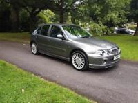 2004 MG ZR 1.4 105 +2 former keepers half leather low miles*NEW MOT* £1195.