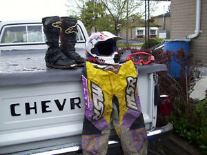 Dirt Bike Gear for sale