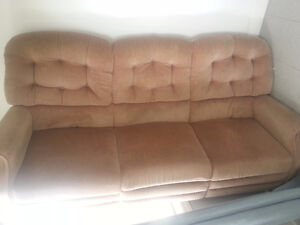3 Person Recliner Couch