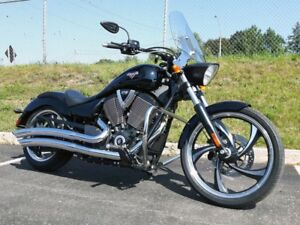 2013 Victory Motorcycles Vegas 8-Ball Solid Black