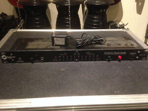 Sabine RT-1600 Rackmount guitar or bass tuner for sale