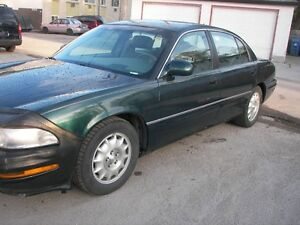 1999 Buick Park Avenue Ultra Sedan (Safetied)