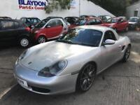1999 Porsche Boxster 2.5 986 2dr
