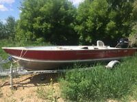 MUST SELL,REDUCED FOR FAST SALE!!!2012 SSV18' LUND FISHING BOAT