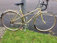 Classic ladies Claude butler road bike