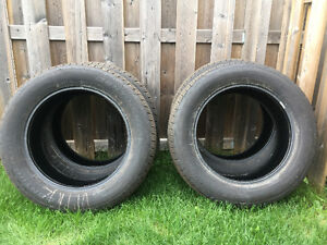 4 New Continental CrossContact LX20 Tires P275/55/R20