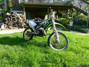2004 Kawasaki KX 125