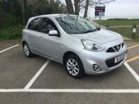 2015 Nissan Micra 1.2 Acenta 5dr 2 owner 28465 miles full service history £30 ye