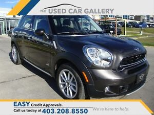 2016 MINI COOPER S Countryman ALL4, low KM! Everyone Approved