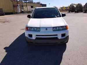 2003 Saturn Vue front wheel drive.