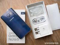 SAMSUNG GALAXY NOTE 5 UNLOCKED brand new boxed COMES WITH WARRANTY & RECEIPT