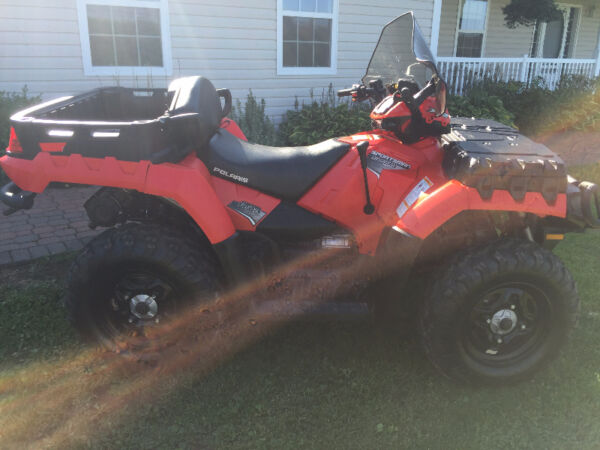 Used 2012 Polaris SPORTSMAN TOURING
