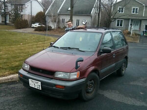 1993 Eagle Summit Wagon Projet turbo **4G63 AWD**