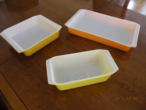 pyrex baking dishes mint
