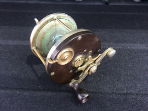 Antique Fishing Reels and Tackle