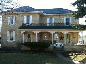 2-STOREY HERITAGE BEAUTY IN LAMBTON SHORES (FOREST) ONTARIO