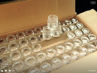Those Mini Jars - We have 12 boxes left - 45ml the perfect size