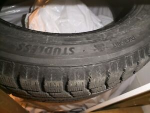 235/55R20 winter tires for sell