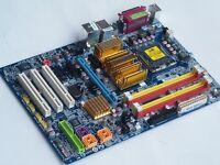Gigabyte GA-P35-DS3(original box) + Intel Core 2 Q6600 quad core SLACR