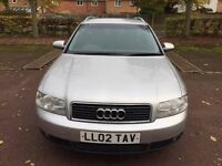 Audi A4 AVANT 1.9 TDI 5dr HPI CLEAR+6 MONTHS WARRANTY