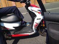 SYM JET 4 50cc moped