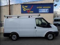 Ford Transit 300 125 PS SWB LOW ROOF 60K