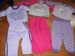 Girls 12-18 month fall/winter clothes