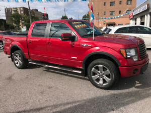 2011 Ford F-150 SuperCrew FX4 4X4 OFFROAD ECO...LOADED..PERFECT