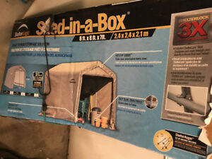 Storage exterieur Shed-in-a-box