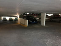 Covered + plug-in Calgary Downtown Parking (8th & 8th)