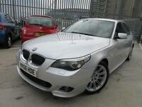 2006 BMW 5 Series 2.5 525d M Sport 4dr