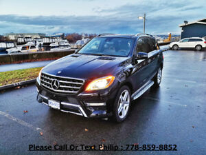 2015 Mercedes-Benz ML350 BlueTEC SUV