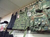 Tactical Jacket for Paintball -