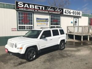2015 Jeep Patriot 46K 4X4 NAV SUNROOF HSEATS RSTARTER