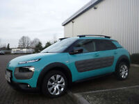 Citroen C4 Cactus 1.6HDi Automatic Left Hand Drive(LHD)