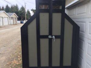 Unique Bike Barn/Shed. $1200 or trade