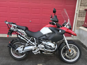 2005 R1200GS Motorcycle For Sale