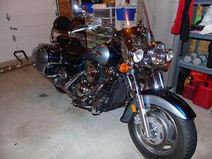 2008 Kawasaki Vulcan 1600 Nomad
