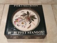 "PORTMERION 10"" buffet stand 25cm"