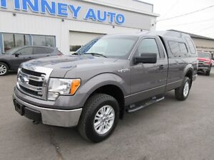 2013 Ford F-150 XLT 8-ft. Bed 4WD Peterborough Peterborough Area image 6