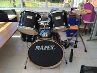 Mapex V Series 5 Piece Drum-kit